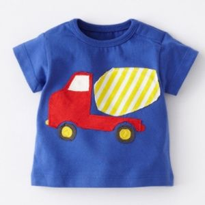 """Other - Boutique boy's t-shirt """"truck"""" 18 mo."""